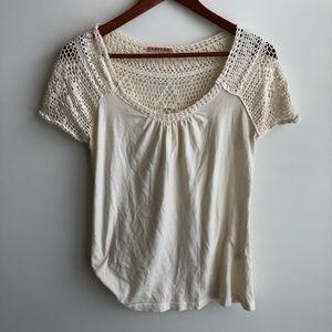 Adorable Crochet Shirt